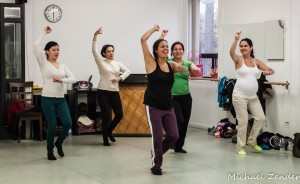 Primer Workshop de Danza Venezolana